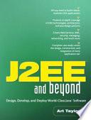 J2EE and Beyond