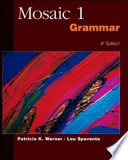 Mosaic 1 Grammar
