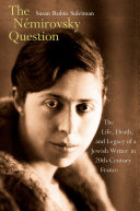 The Némirovsky Question ebook