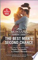 Montana Country Legacy  The Best Man s Second Chance