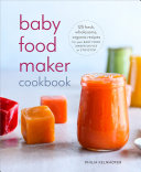 Baby Food Maker Cookbook Pdf/ePub eBook