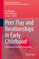 Peer Play and Relationships in Early Childhood Pdf/ePub eBook