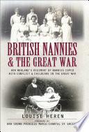 British Nannies & the Great War