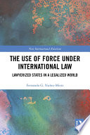 The Use Of Force Under International Law