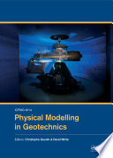 ICPMG2014   Physical Modelling in Geotechnics