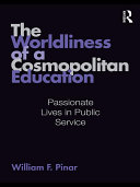 Pdf The Worldliness of a Cosmopolitan Education Telecharger