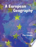 A European Geography