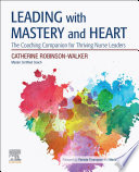 Leading with Mastery and Heart E Book Book