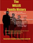 The Willis Family Genealogy