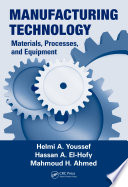 Manufacturing Technology Book