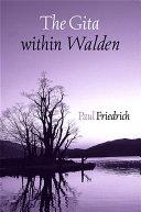 Gita within Walden, The Pdf/ePub eBook