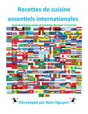 Recettes de cuisine internationales essentielles en français