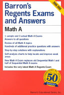 Barron's Regents Exams and Answers: Math A - Seite 485