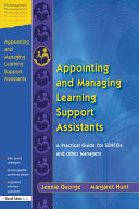 Appointing and Managing Learning Support Assistants [Pdf/ePub] eBook