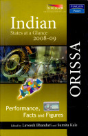 Indian States at a Glance 2008-09: Performance, Facts and Figures - Orissa
