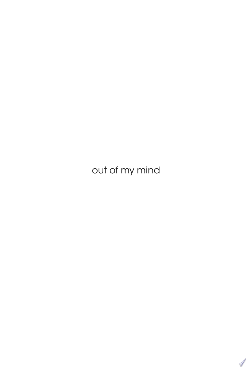 Out of My Mind image