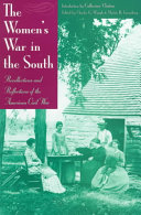 The Women S War In The South Book PDF