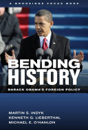 Bending History: Barack Obama's Foreign Policy - Seite 301
