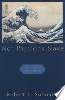 Not Passions Slave Emotions And Choice [Pdf/ePub] eBook