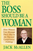 The Boss Should be a Woman