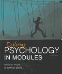 Exploring Psychology in Modules 10e & Launchpad for Myers's Exploring Psychology in Modules 10e (Six-Month Access) [With Access Code]