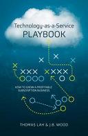 Technology as a service Playbook