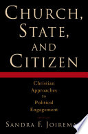 Church, State, and Citizen