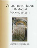 Commercial Bank Financial Management in the Financial services Industry Book