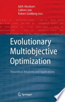 Evolutionary Multiobjective Optimization Book