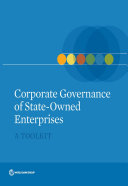 Corporate Governance of State Owned Enterprises