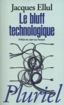 Le bluff technologique ebook