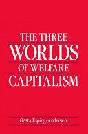 The Three Worlds of Welfare Capitalism Pdf/ePub eBook