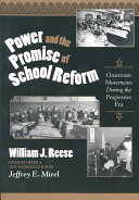 Power and the Promise of School Reform