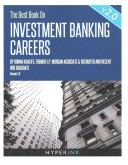 Cover of The Best Book on Investment Banking Careers