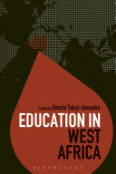 Pdf Education in West Africa Telecharger