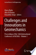 Challenges and Innovations in Geomechanics