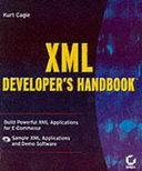Cover of XML Developer's Handbook