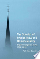 The Scandal Of Evangelicals And Homosexuality