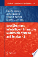 New Directions in Intelligent Interactive Multimedia Systems and Services - 2 Pdf/ePub eBook