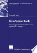 Online Customer Loyalty