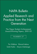 Applied Research and Practice from the Next Generation Book