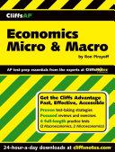 CliffsAP Economics Micro & Macro