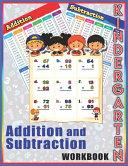 Addition and Subtraction Workbook Kindergarten Book