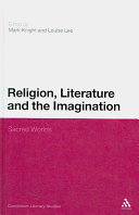 Religion  Literature and the Imagination