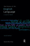 The History of the English Language Pdf/ePub eBook