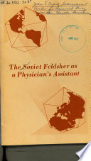 The Soviet Feldsher as a Physician's Assistant