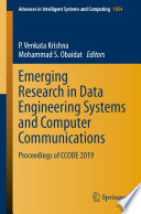 Emerging Research in Data Engineering Systems and Computer Communications Book