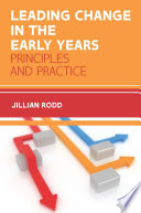 EBOOK: Leading Change in the Early Years