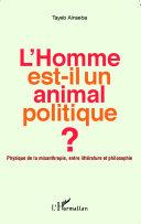 L'Homme est-il un animal politique ? [Pdf/ePub] eBook