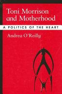 Toni Morrison and Motherhood Pdf/ePub eBook